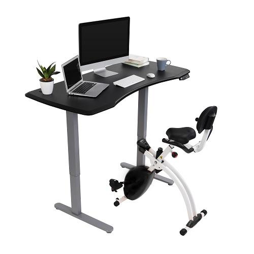 Bureaufiets-deskbike