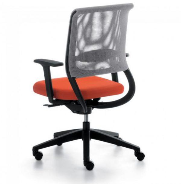 Ergonomisch-bureaustoel