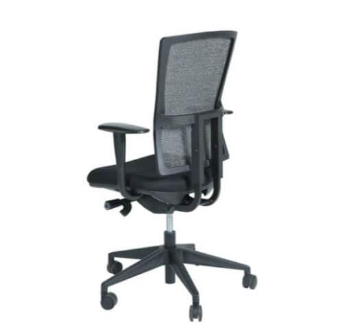 Calida-net-bureaustoel-achter