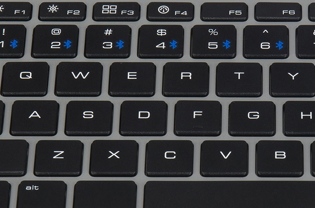Ergonomisch-toetsenbord
