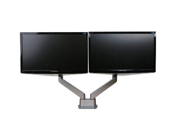Dubbele-monitorarm