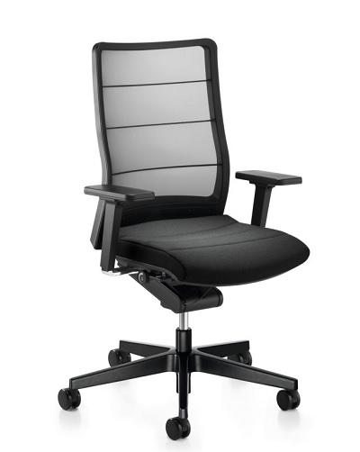 Interstuhl-bureaustoel-ergonomisch