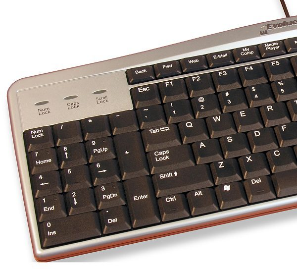 Numeriek-links-ergonomisch-toetsenbord
