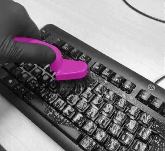 Werkplekreiniging hardware reiniging